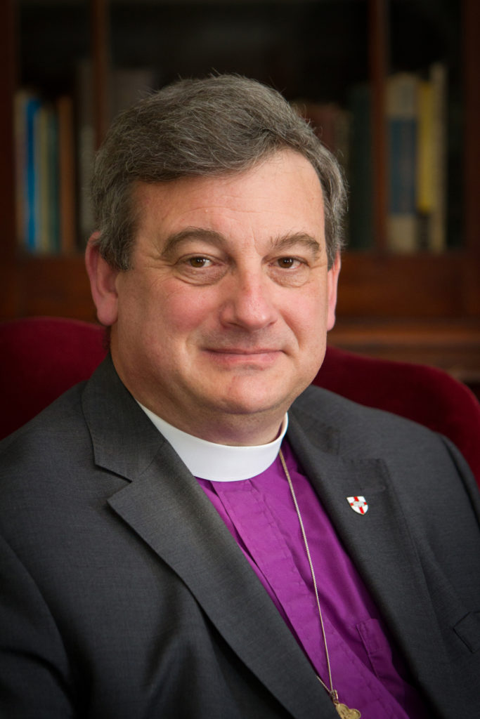 The Right Reverend Michael D. Oulton, Bishop of Ontario